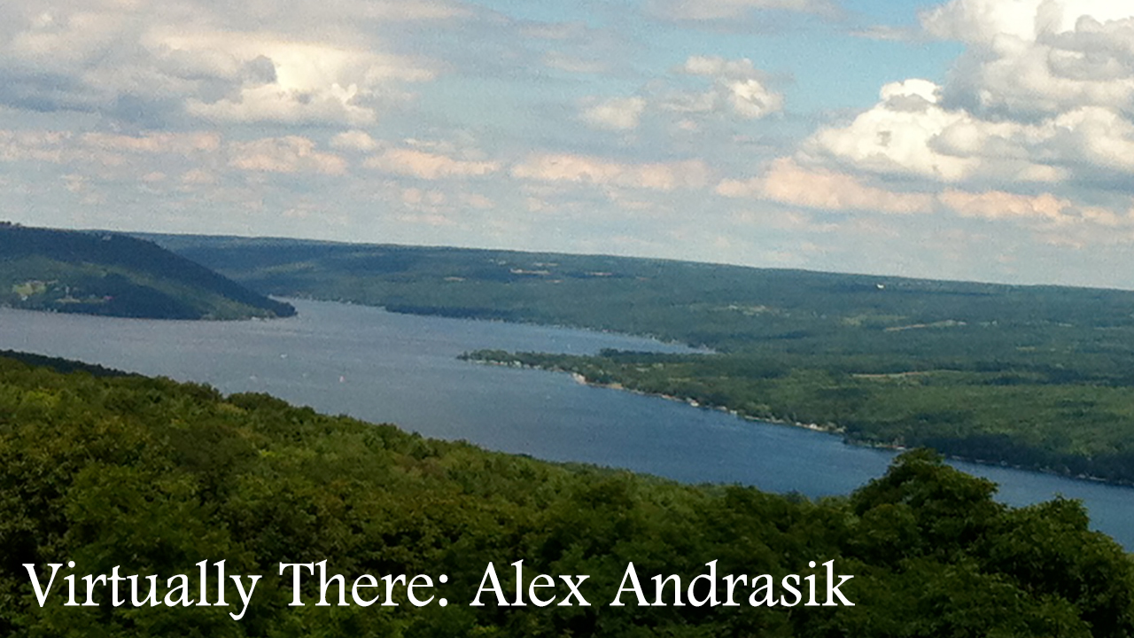 Virtually There: Alex Andrasik